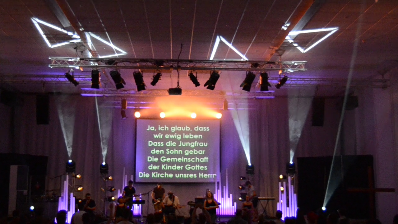 "FeG-Lörrach junge Generation  ""Worship  Night 2015"" 07.2015"